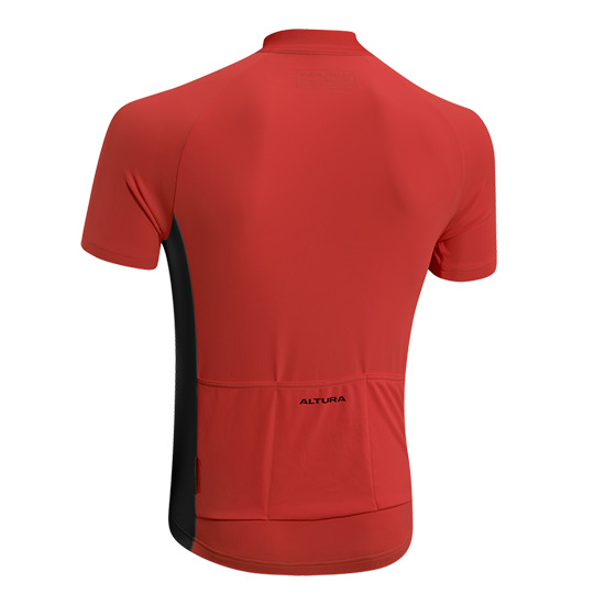Altura Airstream 2 Mens Jersey (Red-Black)