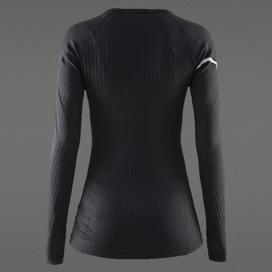 Craft Be Active Extreme Womens Long Sleeve Top (Black)