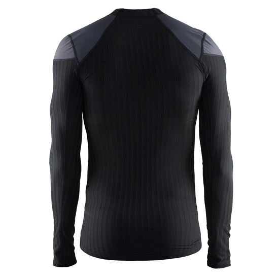 Craft Active Extreme 2.0 Windstopper Mens LS Top (Black)