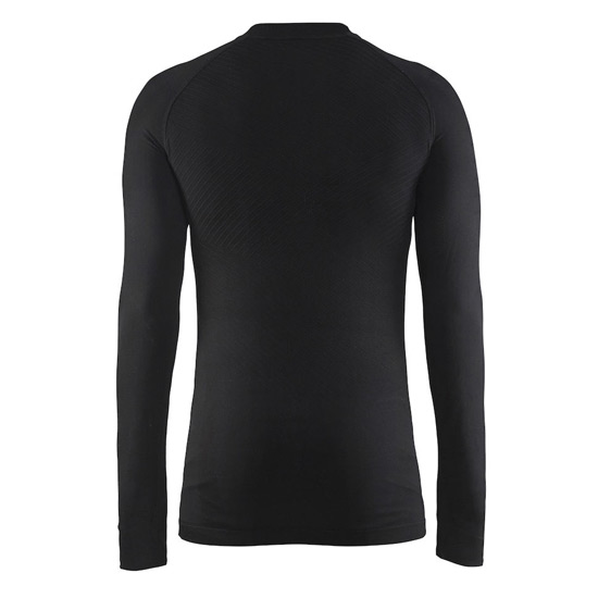 Craft Active Intensity Mens Long Sleeve Top (Black)