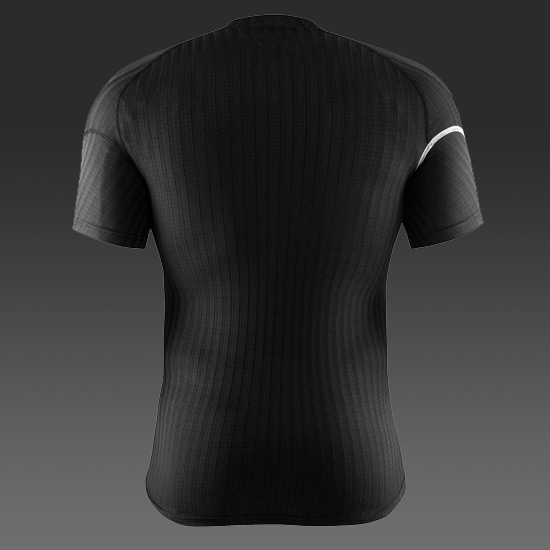 Craft Active Extreme Mens SS Baselayer (Black)