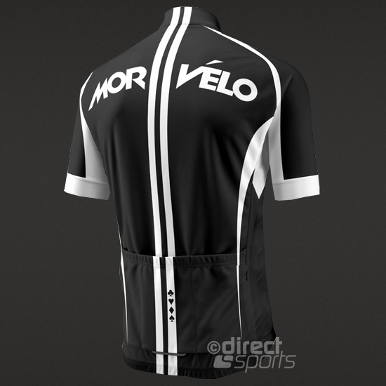 Morvelo The Unity Mens Cycling Jersey (Black)