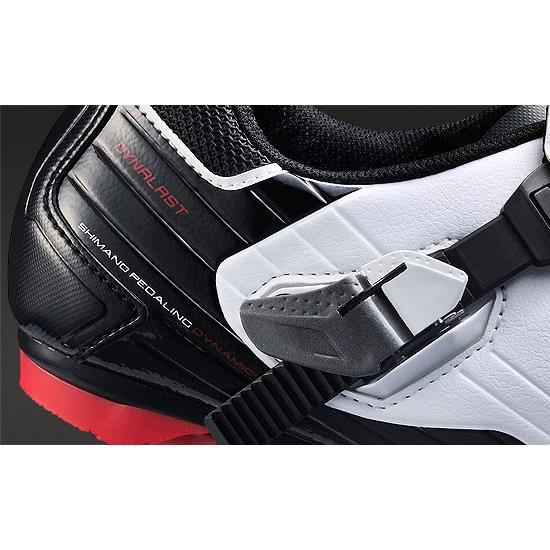 94bd1d1975c Shimano XC51 SPD Mens Shoes (White-Black) | Direct Cycling