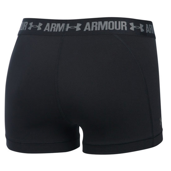 Under Armour Compression Womens Shorty (Black)