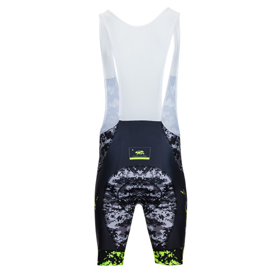 "Zoot Digital Camo Cycle Mens 9"" Bib Short"