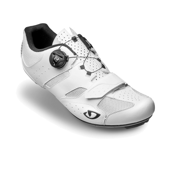 Giro Savix Road Mens Cycling Shoes (White)