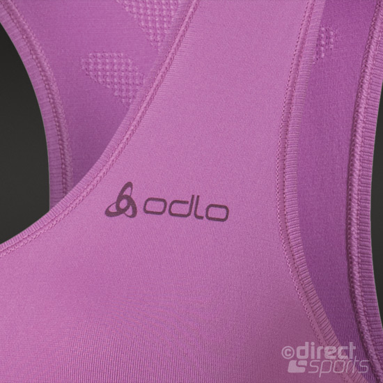 Odlo Evolution Womens Cross Back Tank (Violet)