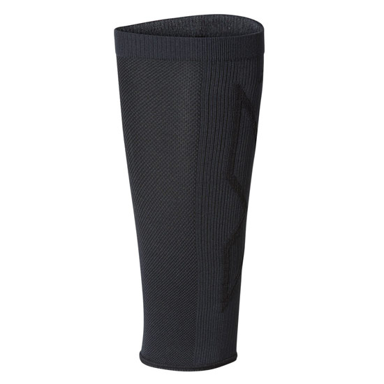 2XU X Compression Calf Sleeves (Black-Black)