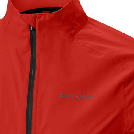 Altura Pocket Rocket 2 Mens Jacket (Red)