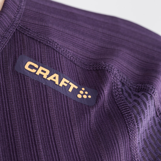 Craft Be Active Extreme 2.0 Womens Long Sleeve Top (Rich Purple)