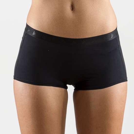 Craft Greatness Waistband Womens Boxer (Black)
