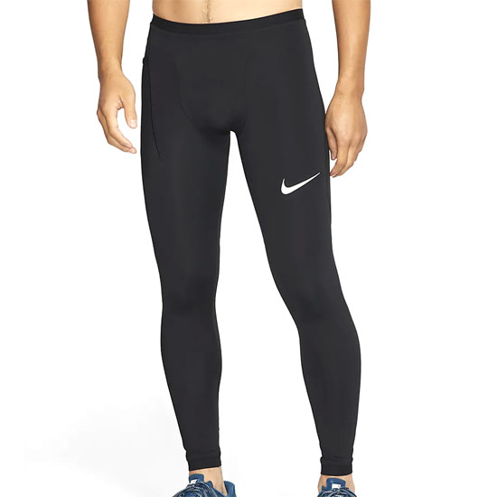 Nike Pro Mens Tights (Black)
