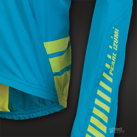 Pearl Izumi Elite Barrier Mens Jacket (Blue)