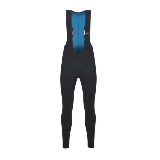 Santini Lava Mens Bib Tights (Light Blue)