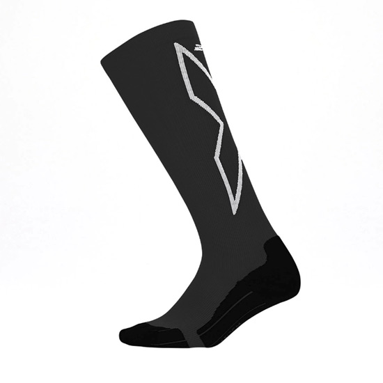 2XU X Compression Performance Run Mens Socks