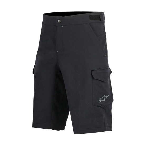 Alpinestars Rover 2 Mens Shorts (Black-Dark Shadow)