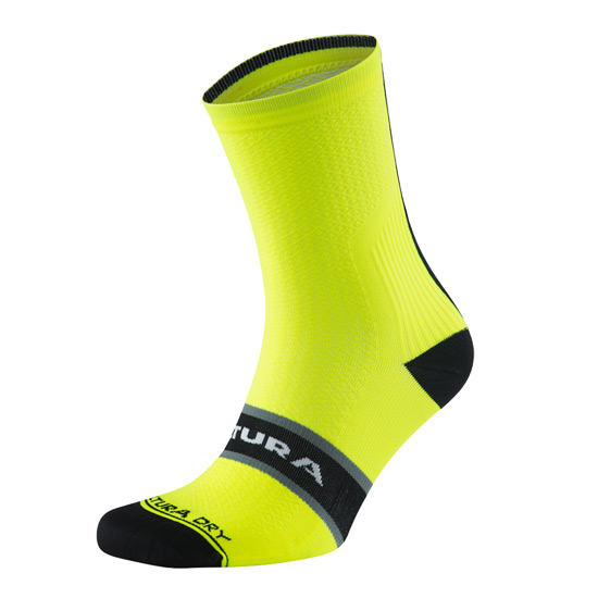 Altura Elite Socks (Hi-Viz Yellow)