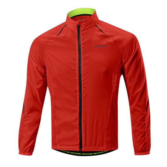 Altura Airstream Mens Jacket (Team Red)