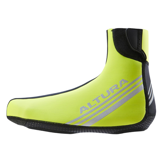 Altura Thermostretch Overshoe (Hi-Vis Yellow)