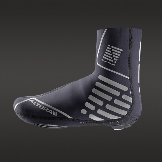 Altura Thermostretch Overshoe (Black)