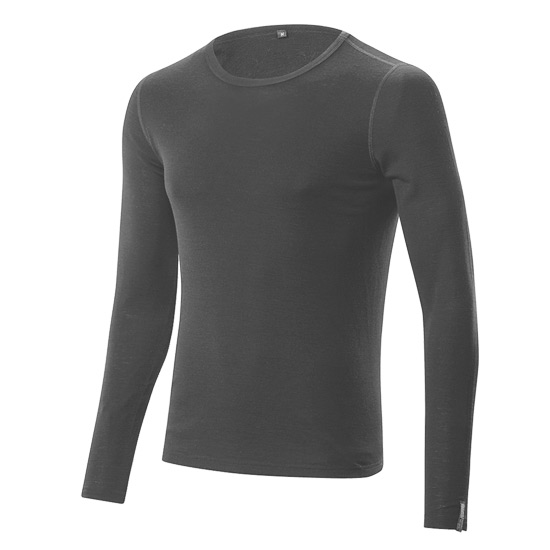 Altura Merino Long Sleeve Baselayer Top (Grey)