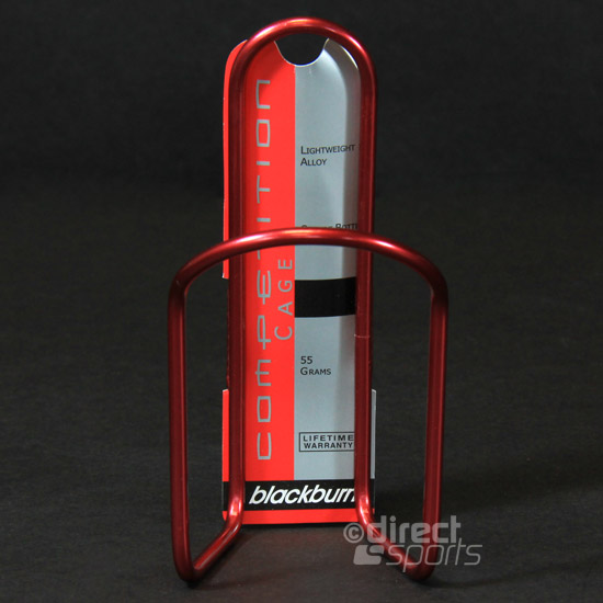 Blackburn Competition Cage (Red)