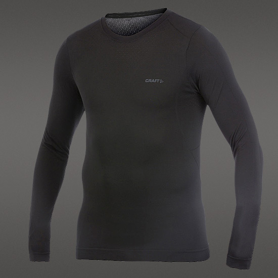 Craft Cool Seamless Mens Baselayer (Black)