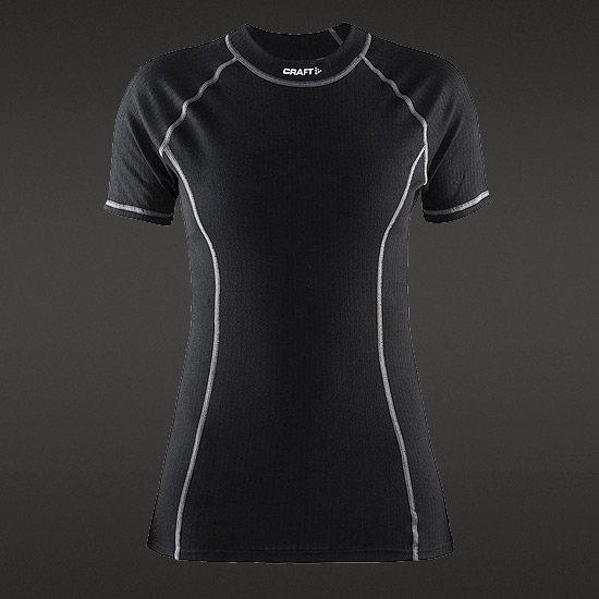 Craft Be Active Womens Tee (Black)