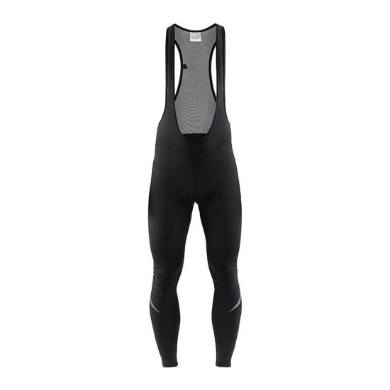 Craft Ideal Thermal Mens Bib Tights (Black)