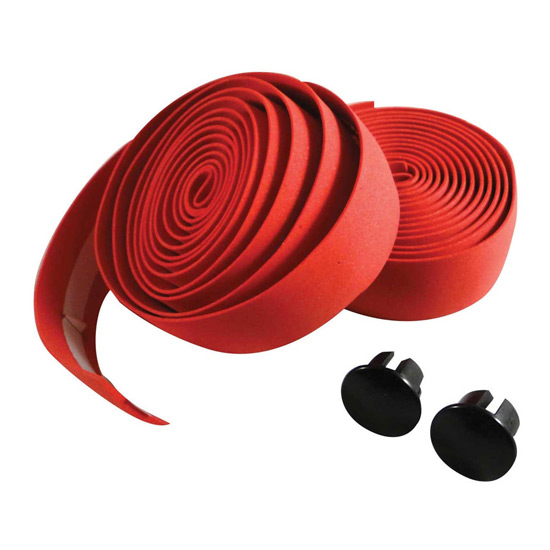 Tortec Helix Road Handle Bar Tape (Red)
