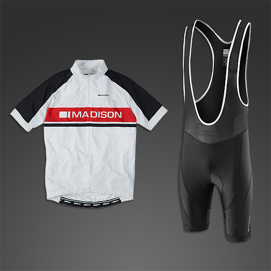Madison Sportive Mens Starter Pack - Jersey and Bib Shorts