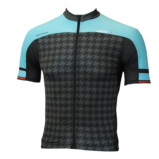Madison RoadRace Premio Ltd Mens Road Jersey (Houndstooth)