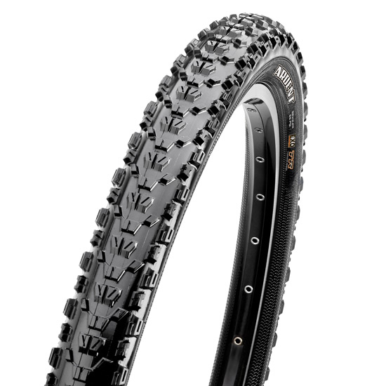 Maxxis Ardent 27.5x2.40 60 TPI Wire Single Compound Tyre