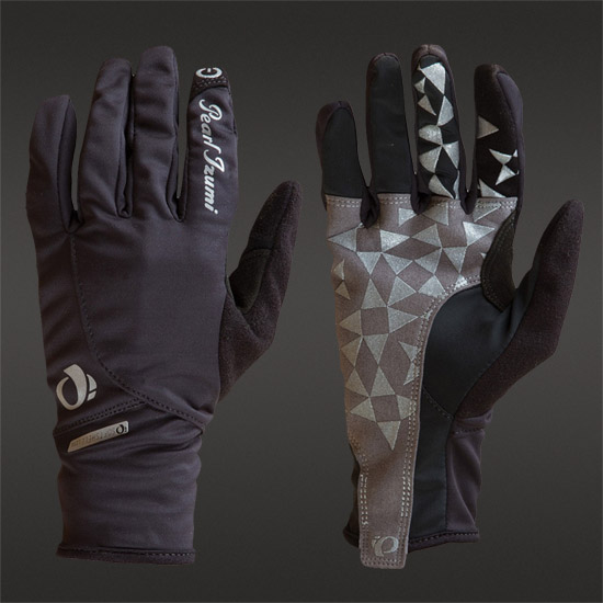 Pearl Izumi Womens Select Softshell Lite Glove (Black)