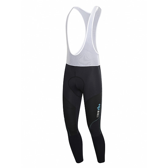 RH+ Shark Mens Bibtights (Black-Water Green)