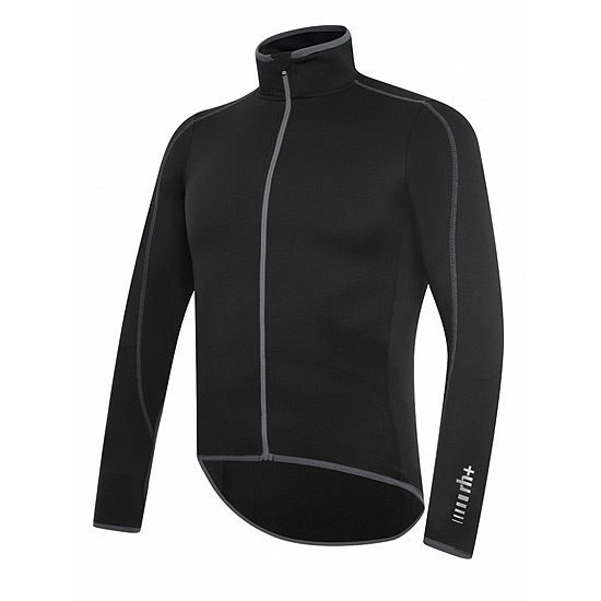 RH+ Prime Mens Long Sleeve Jersey (Black-Anthracite)