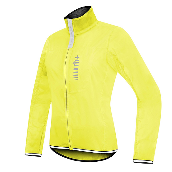 RH+ Wind Shell Womens Jacket (Fluo Yellow)