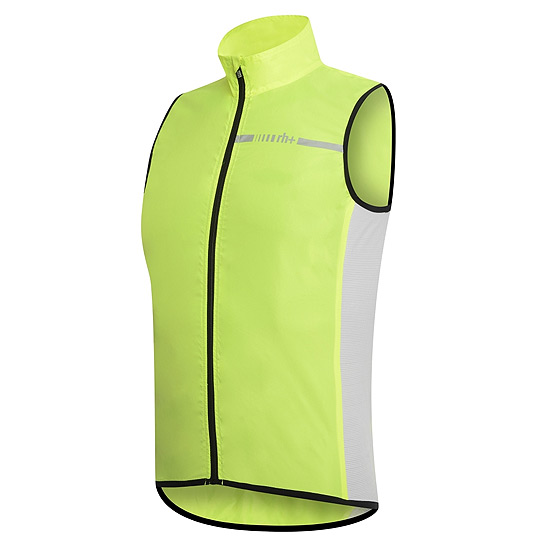 RH+ Mens Wind Vest (Fluo Yellow)