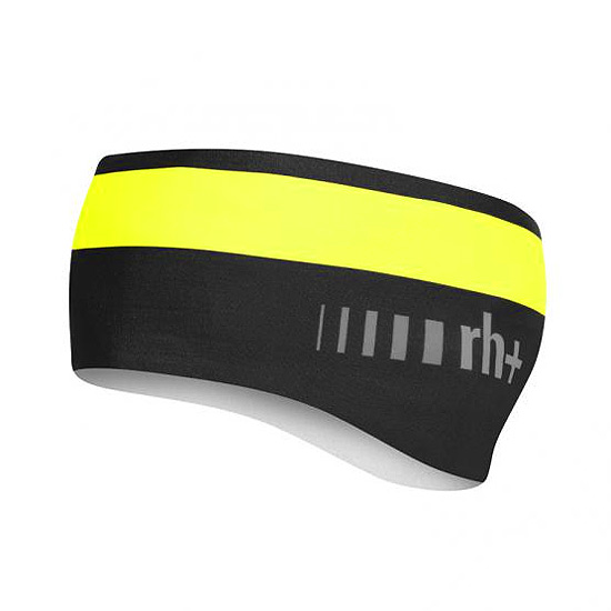 RH+ Feel Headband (Black-Fluo Yellow)