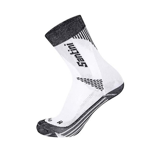 Santini Comp 2 Profile Coolmax Socks (Black)