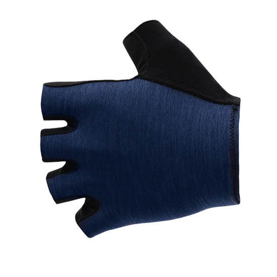 Santini Classe Short Finger Gloves (Nautica Blue)