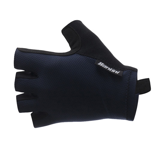 Santini Brisk Race Mitts (Blue)
