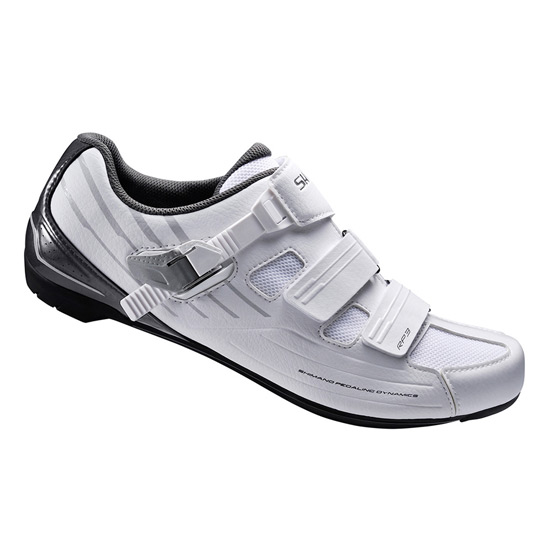 Shimano RP3 SPD-SL Mens Shoes (White)