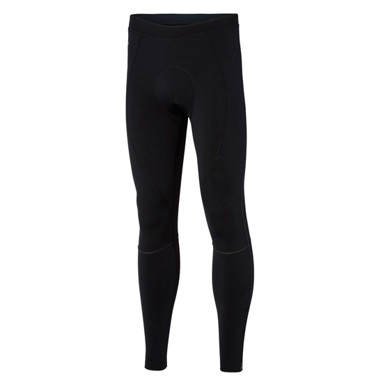 Madison Stellar Mens Tights With Pad (Black)