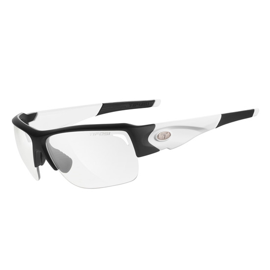 Tifosi Elder Fototec Glasses (Black-White)