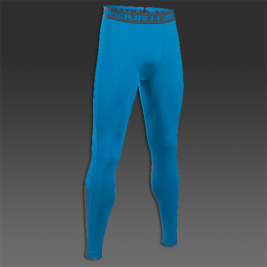 Under Armour CoolSwitch Compression Mens Legging (Brilliant Blue)