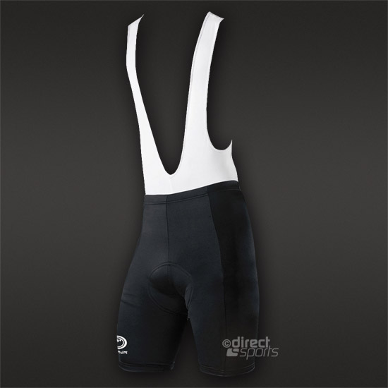 Optimum Hawkley Cycling Bib Shorts (Black-White)