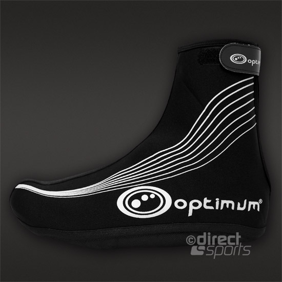 Optimum Hawkley Cycling Overshoes (Black)