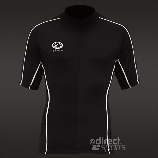 Optimum Hawkley Cycling Jersey (Black)