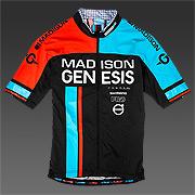 Madison Genesis Team Premio Mens Road Jersey 96348c6ec